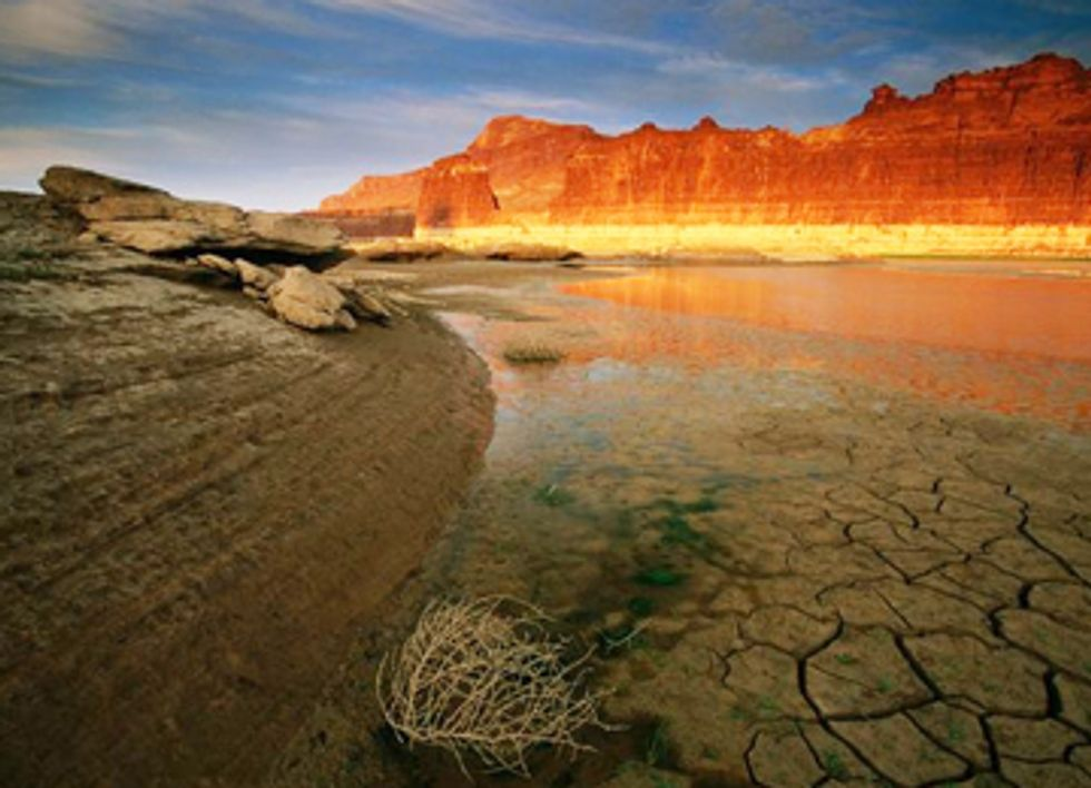 Historic Water Shortages Prompt Government Restrictions in Colorado River Basin