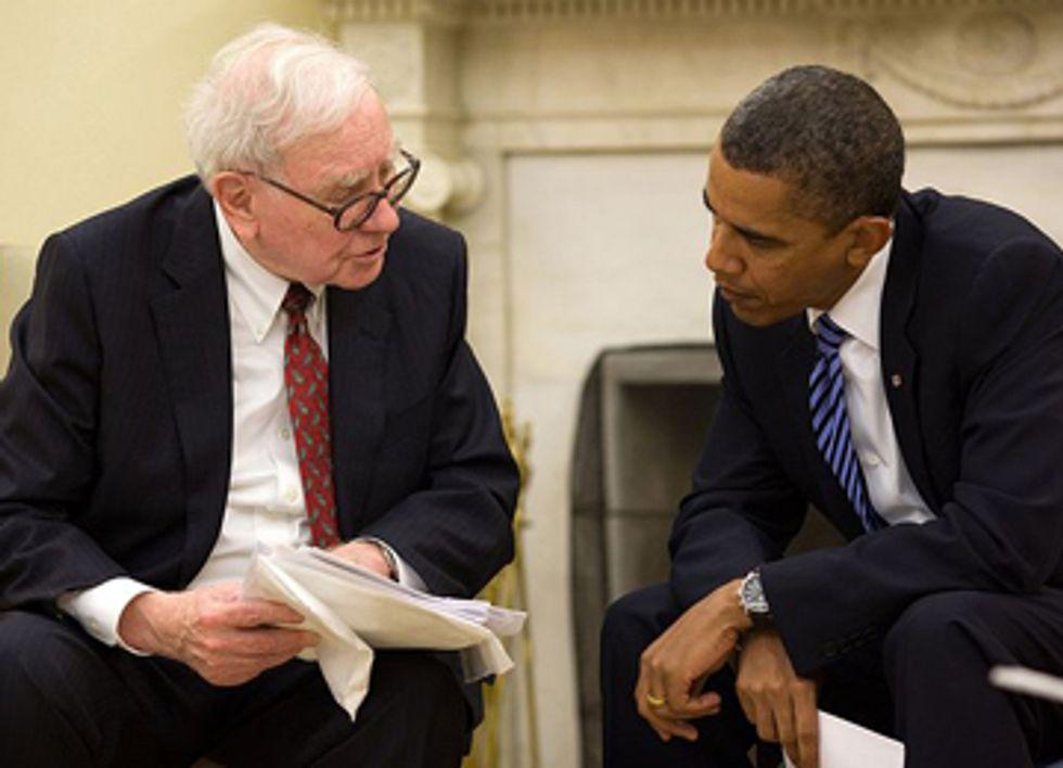 Warren Buffett Buys More Than $500 Million in Climate-Killing Stocks