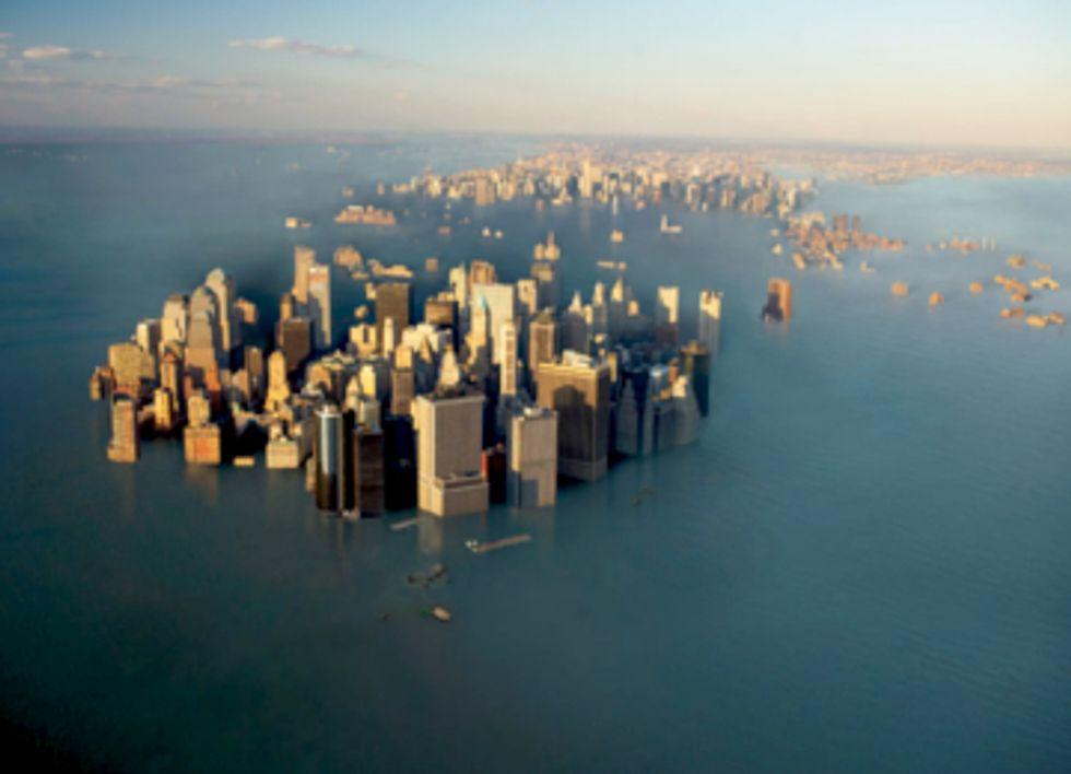 As Sea Levels Rise, Coastal Cities Face Flood Damage Exceeding $1 Trillion