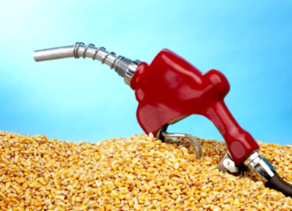 Renewable Fuel Standards Require More Corn Ethanol