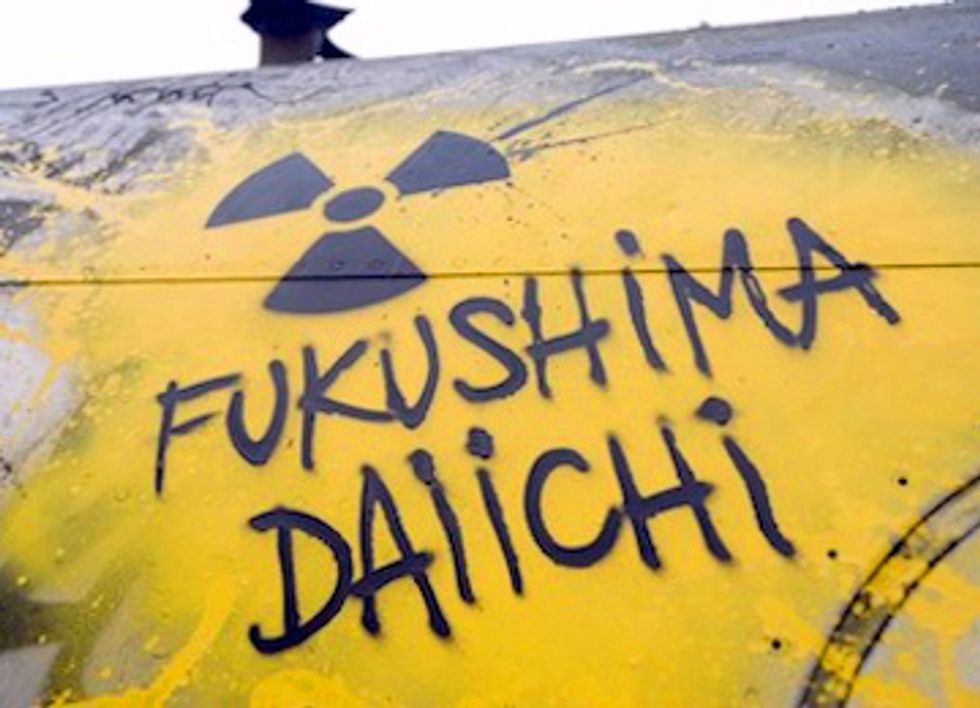 Radioactive Water Tank Leak at Fukushima Worst Since 2011 Disaster