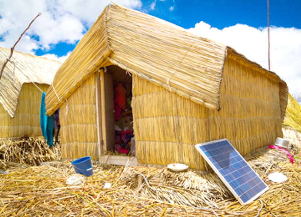 Solar Crowdfunding a Solution to Energy Poverty