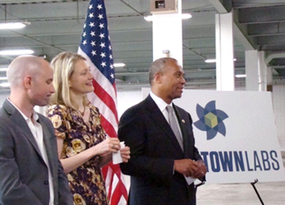 Greentown Labs: Helping Entrepreneurs Solve Big Energy Problems