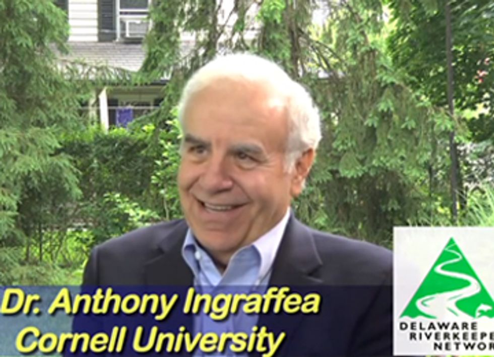 Industry Expert Anthony Ingraffea: Fracking is Frankensteinian