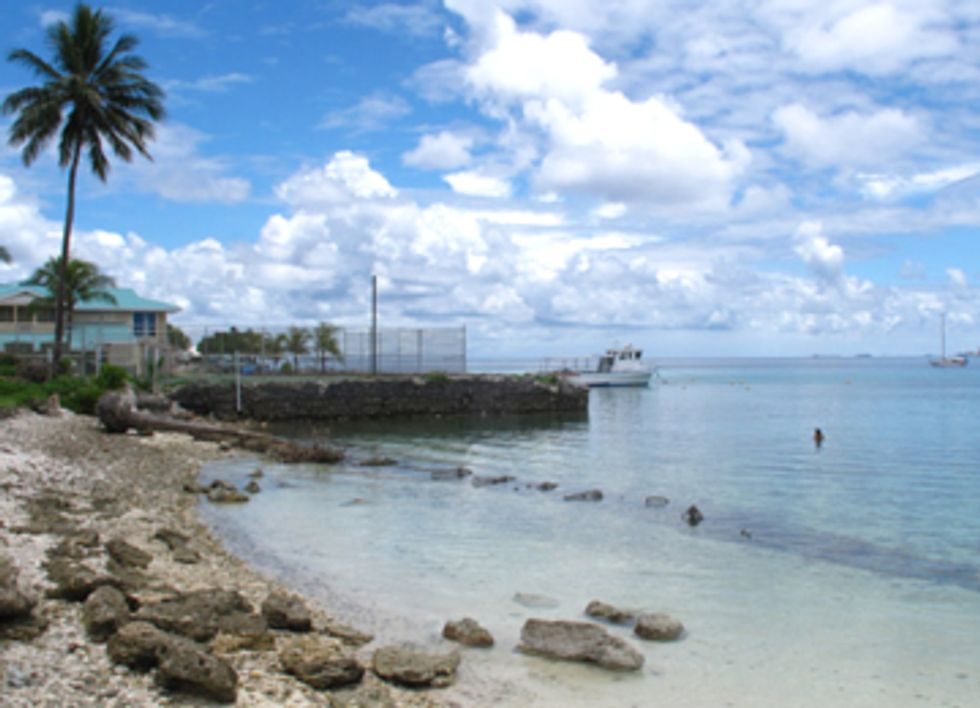 Pacific Island Leaders Adopt Game-Changing Climate Policy