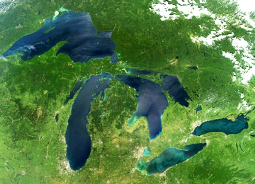 Groups Urge Congress to Restore Funding for Great Lakes to Protect Drinking Water, Create Jobs
