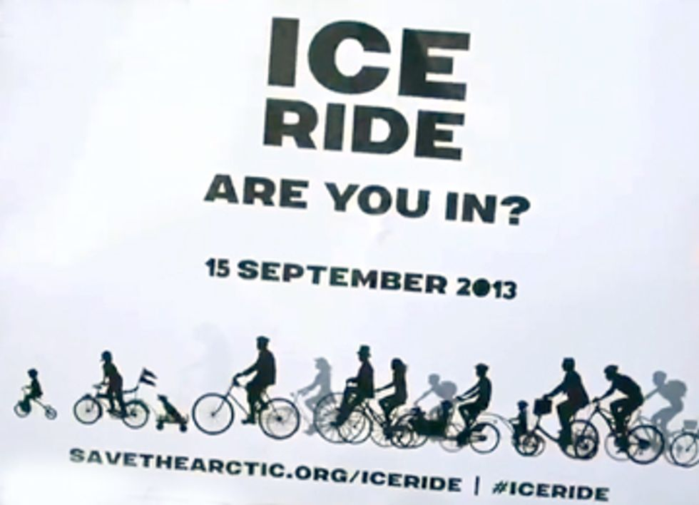 Ice Ride: The Global Bike Ride to Defend the Arctic