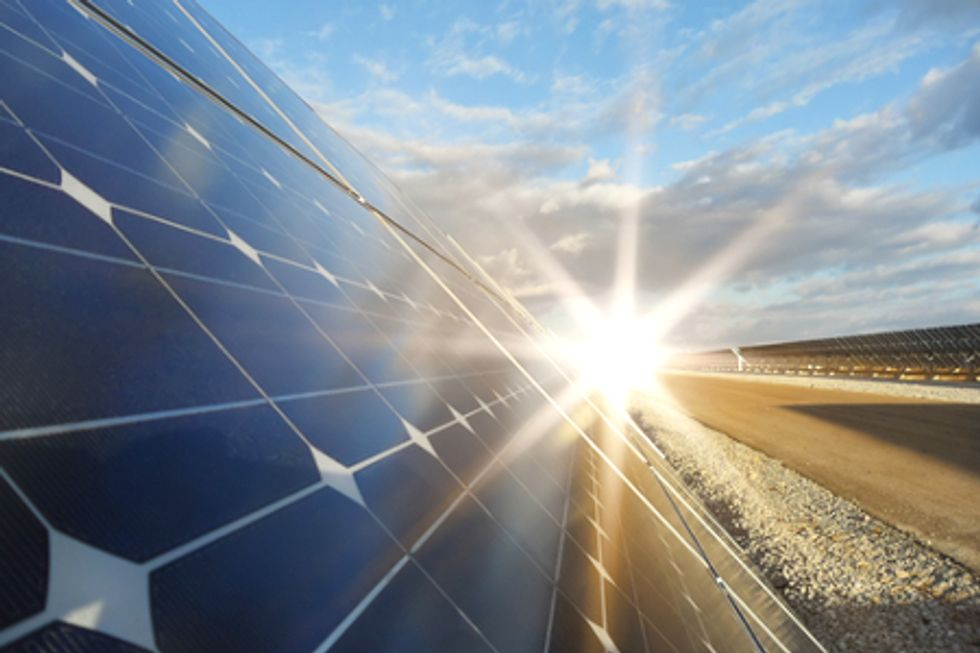 U.S. Solar Industry on Course to Have Record-Shattering Year
