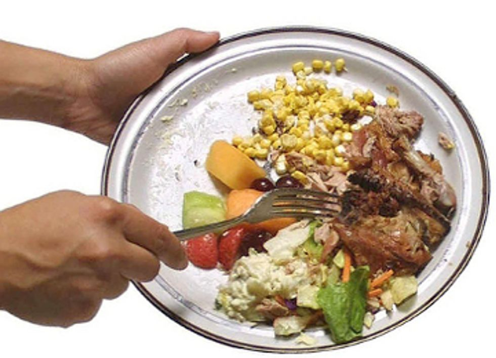One-Third of Food Wasted Globally Each Year