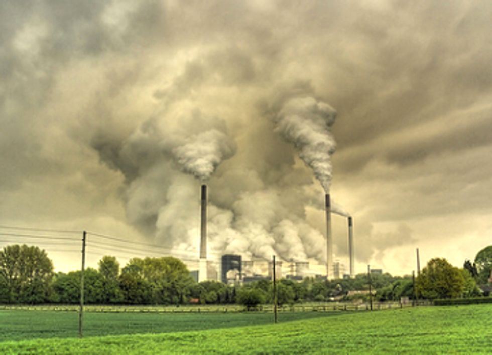 10 Percent of World's Largest Companies Produce 73 Percent of Greenhouse Gases