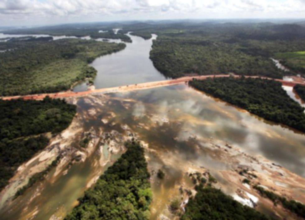 Indigenous Rights Controversies Around Belo Monte Dam Tie Up Brazil's Courts