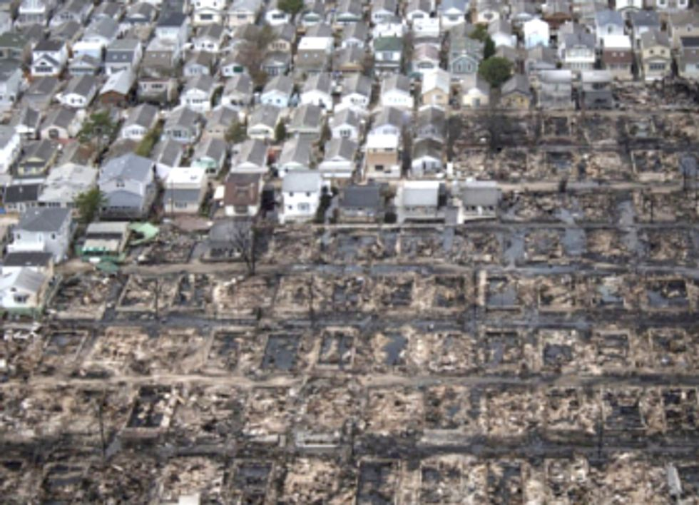 Top 10 States Receiving Federal Disaster Aid Elected Climate Deniers to Congress