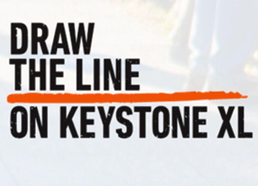 Draw the Line on Keystone XL Sept. 21