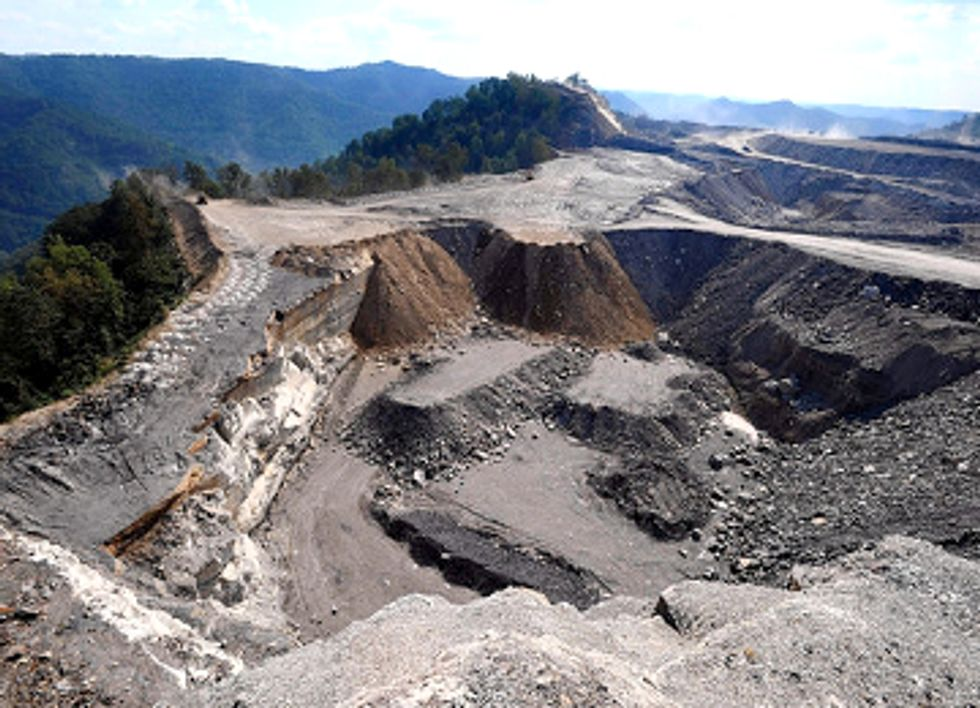 New Study Once Again Proves Mountaintop Removal Is Simply Not Worth It