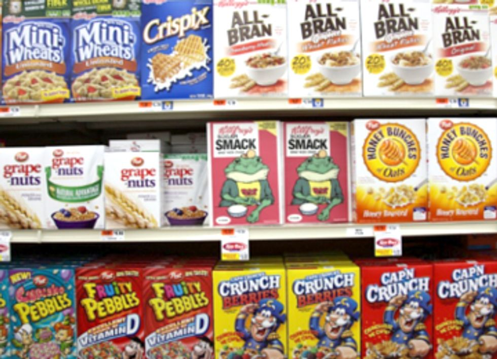Big Food Hides Behind Lobbyists to Stop GE Labeling in WA