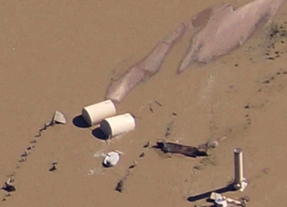 Breaking: 5,250 Gallons of Oil Spill into Colorado's South Platte River