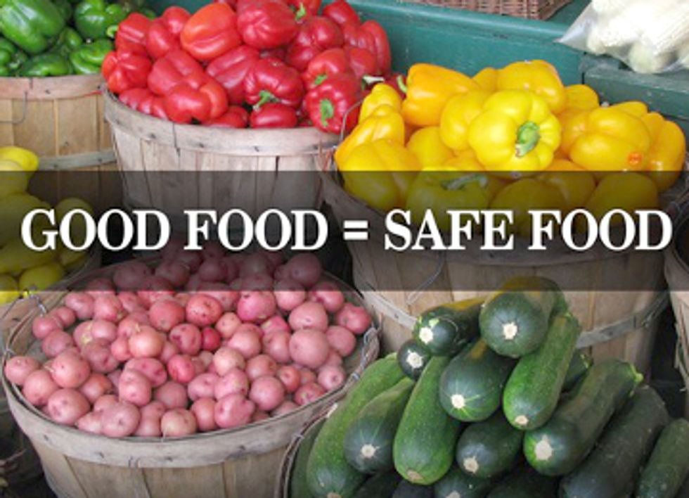 Proposed FDA Food Safety Rules Support Factory Farming, Threaten Family Farms
