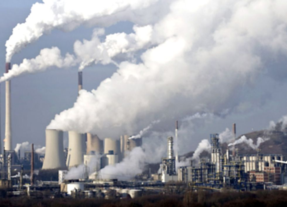 EPA Announces Limits to Greenhouse Gas Emissions on New Power Plants