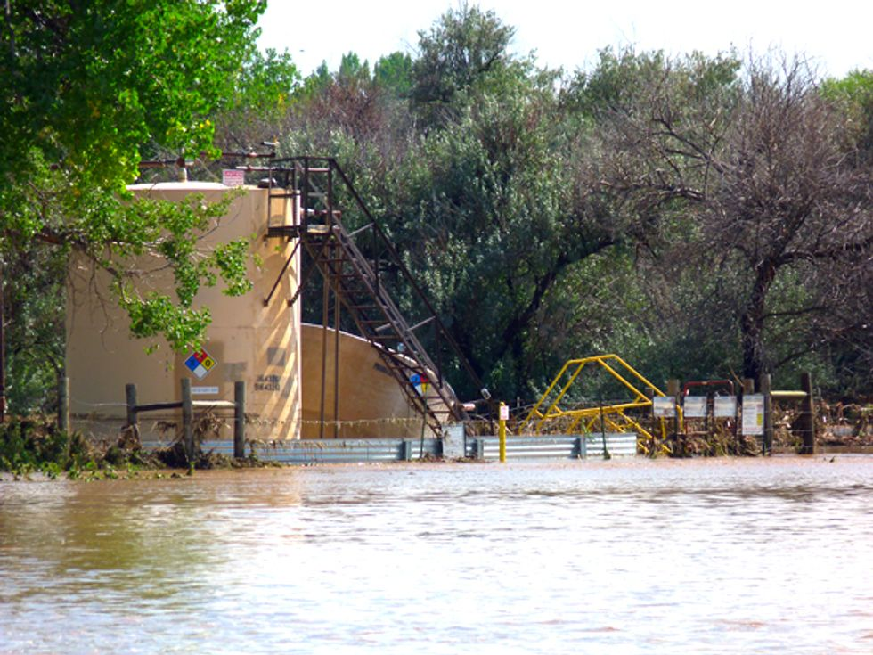 Colorado Flooding Triggers More Oil and Gas Spills