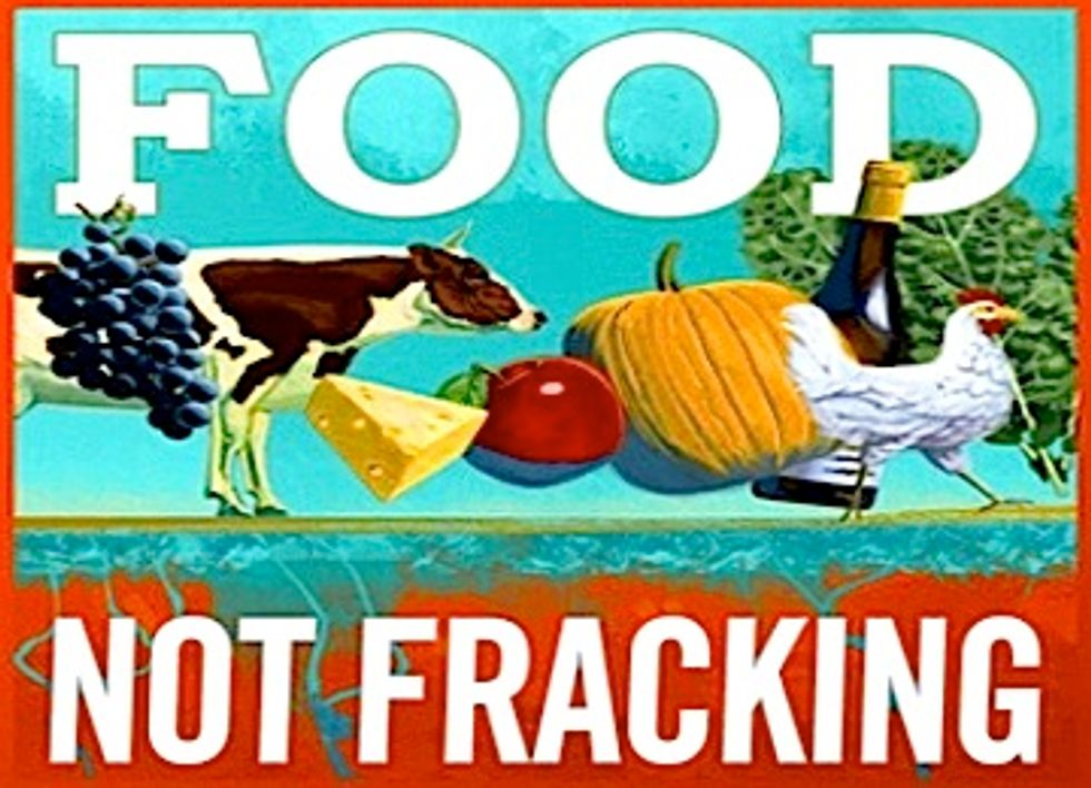 California Chefs Join Together to Fight Fracking