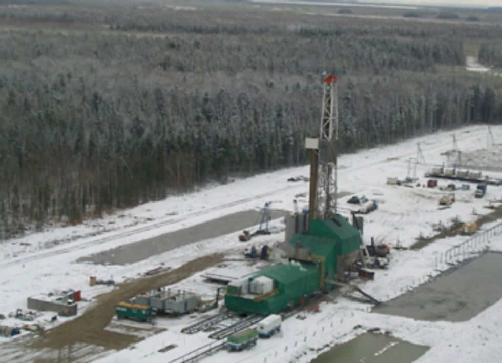 As Scientists Warn About Climate Change, Russia Eyes Vast Frack Reserves