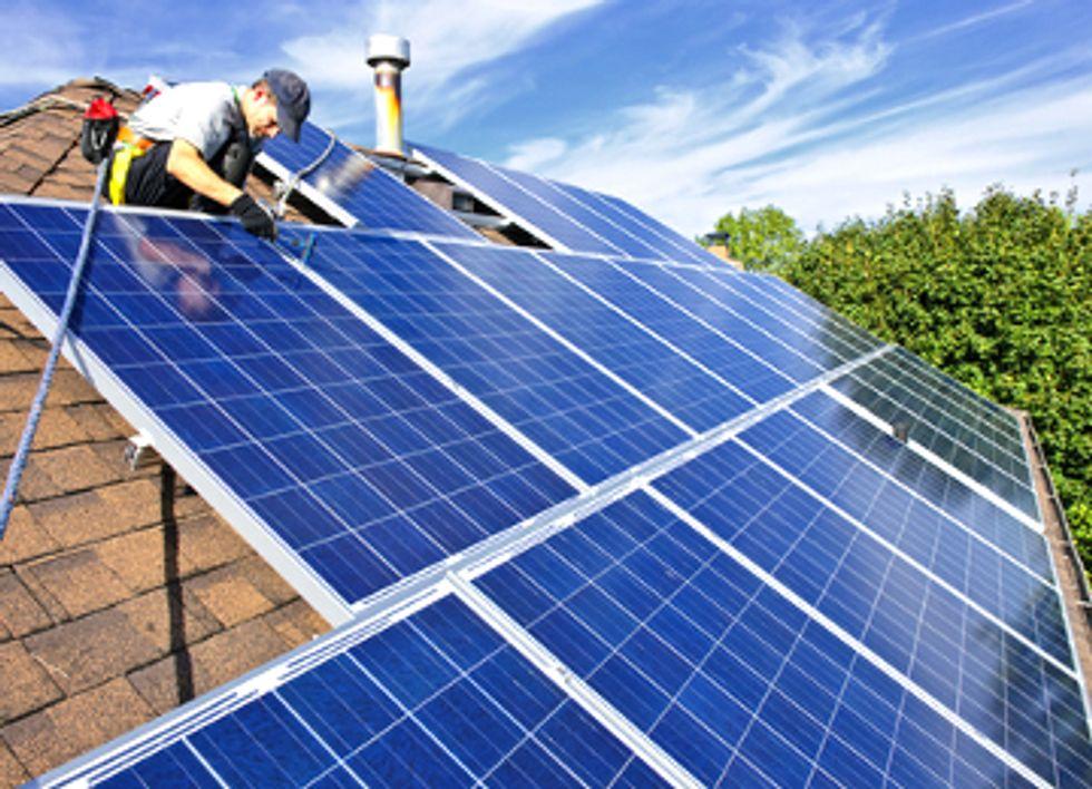 Solar Energy Revolution Reaching Full Speed