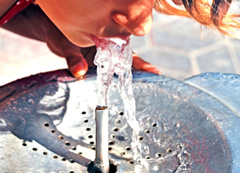 Where New Drinking Water Campaign Misses the Mark