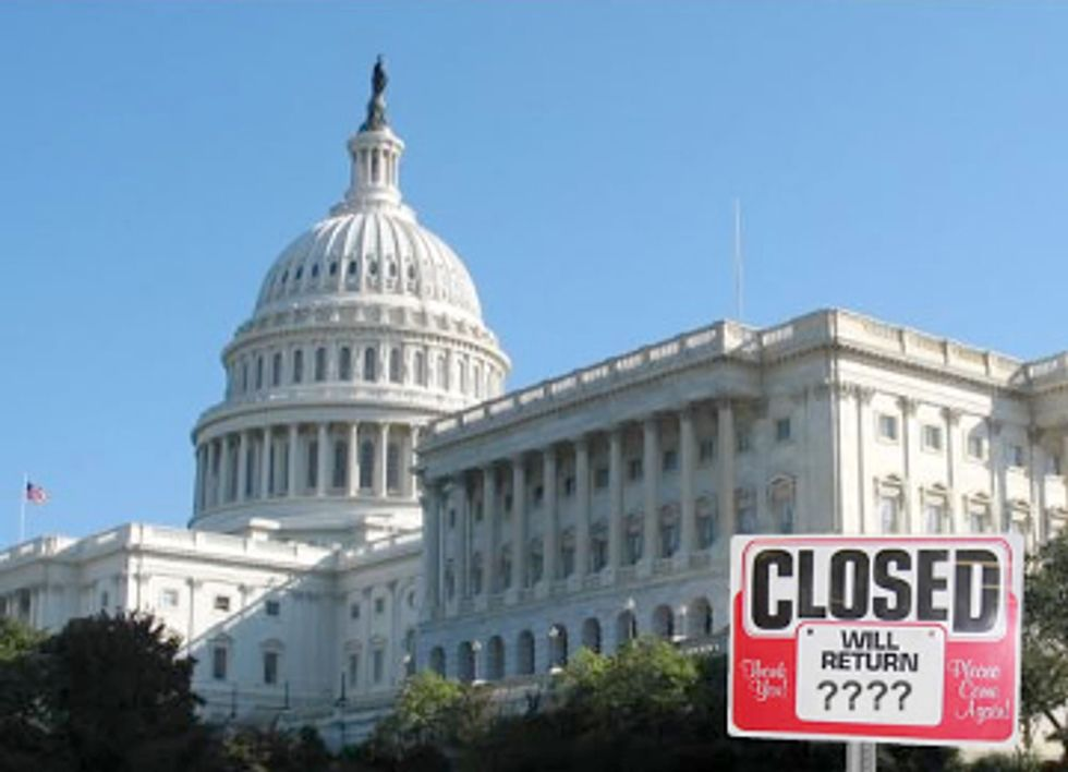 Government Shutdown Would Close Public Lands