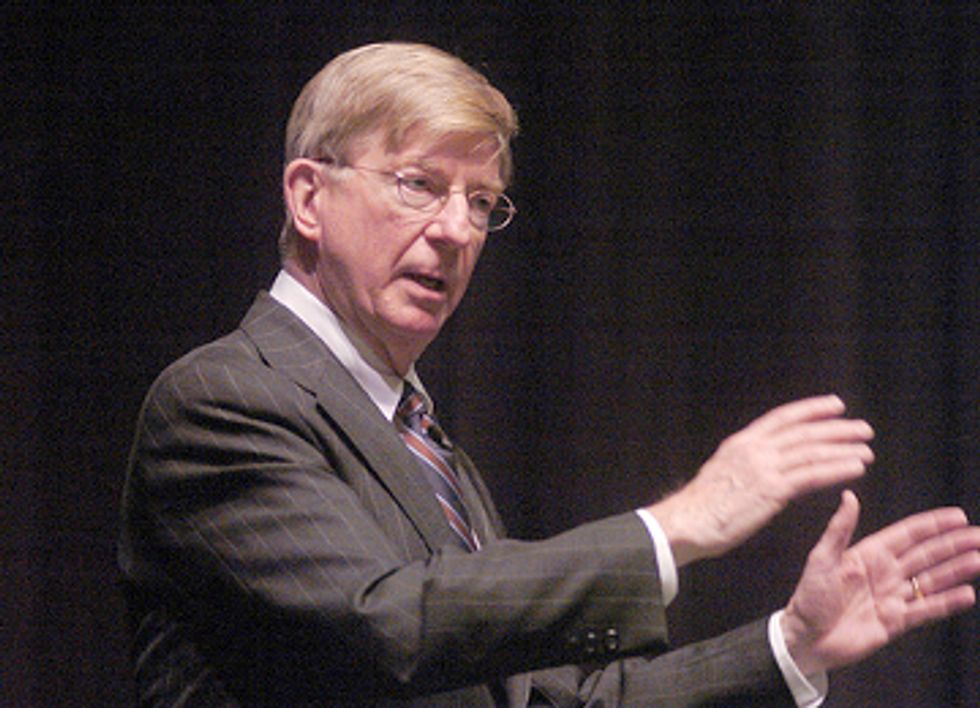 George Will a Perfect Fit for Fox's 'Climate of Doubt'