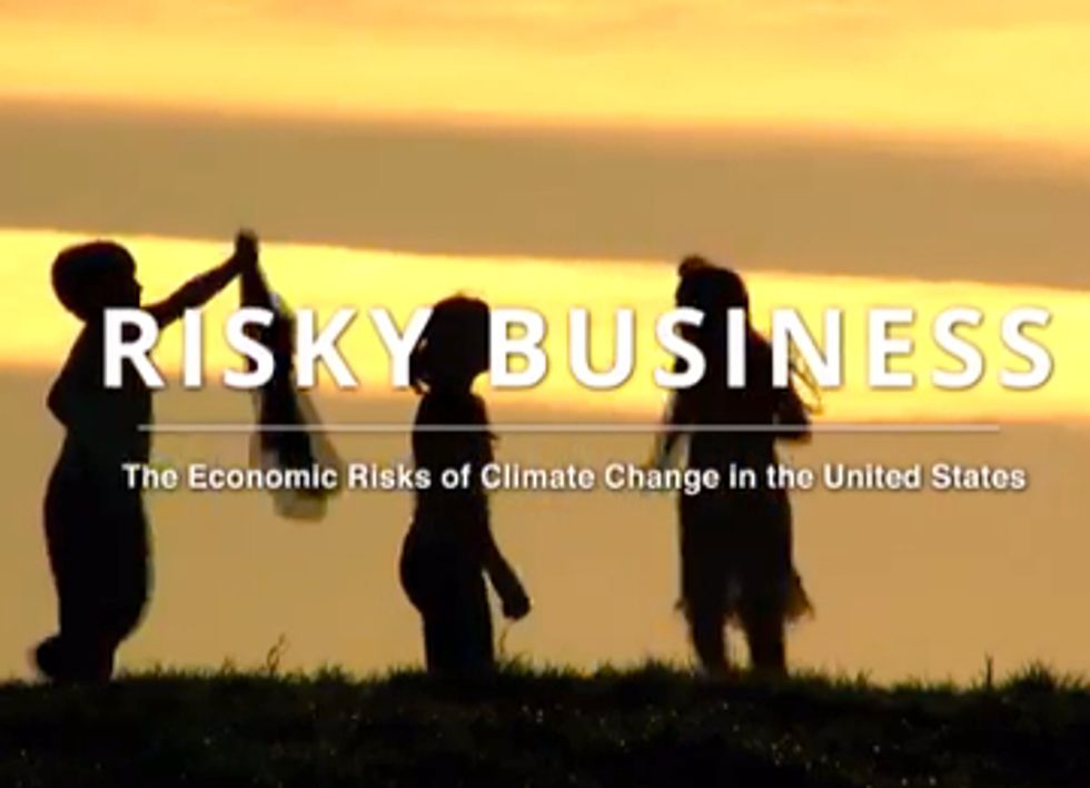 Bloomberg, Paulson, Steyer Launch Coalition to Assess U.S. Economic Risk of Climate Change