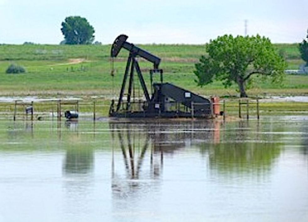 In Wake of Colorado Flooding, U.S. Reps Call for Hearing on Oil and Gas Spills