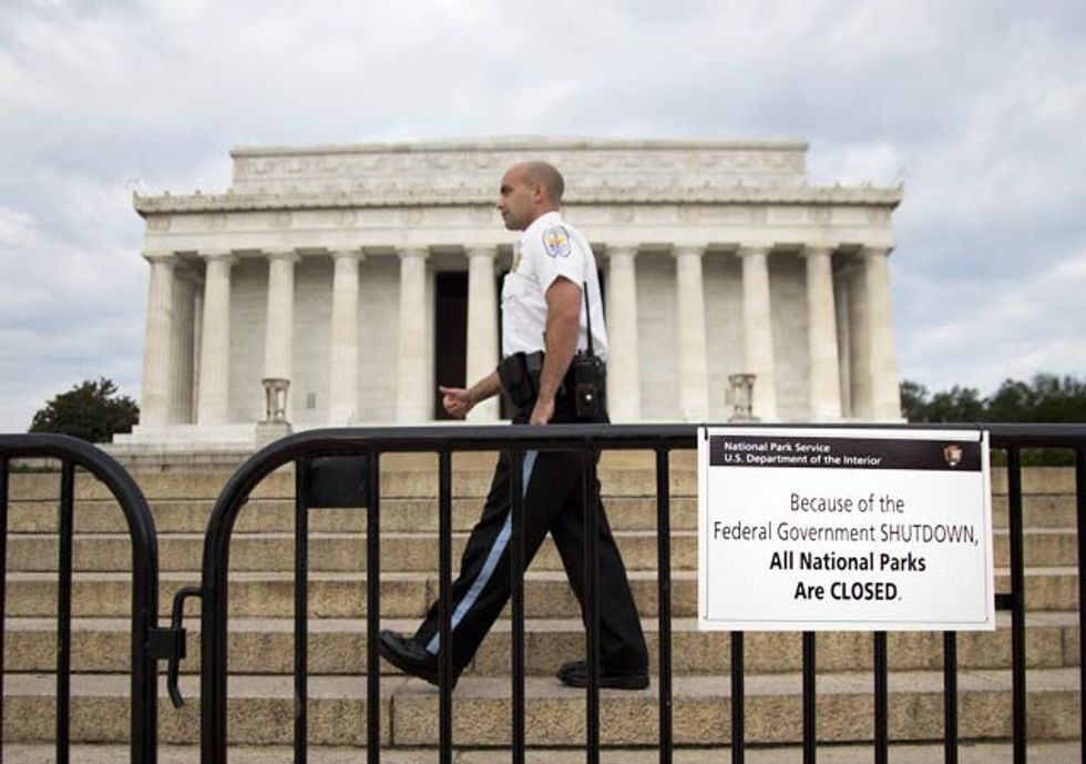 3 Threats to Our Health and Environment on Day 7 of Government Shutdown