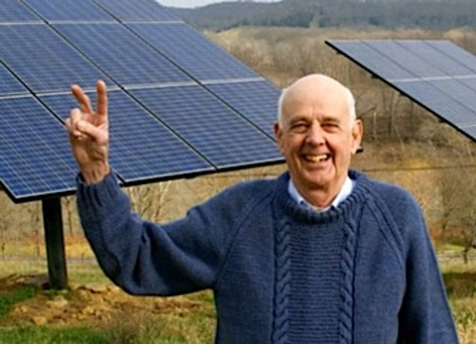 Wendell Berry on Fossil Fuels, Sustainable Agriculture and 'Runaway Capitalism'