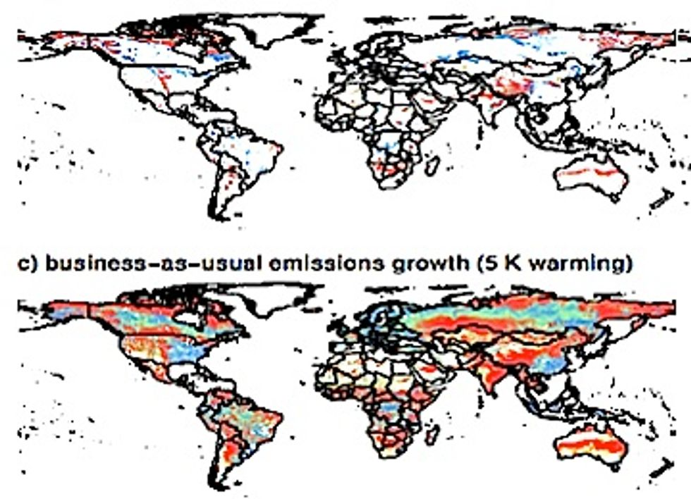 Scientists Warn Unabated Climate Change Puts Another Billion at Risk of Water Scarcity
