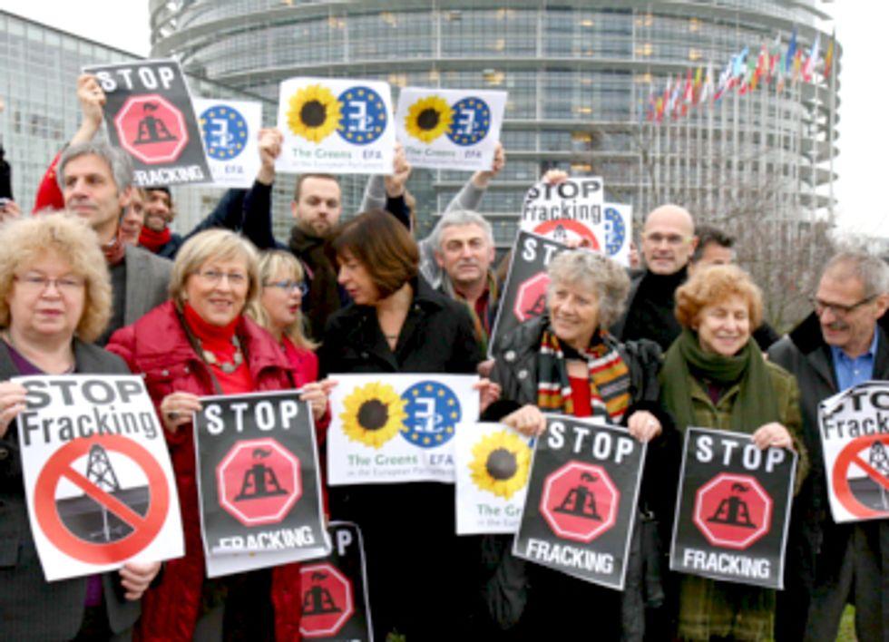 European Union Votes for Mandatory Fracking Impact Studies