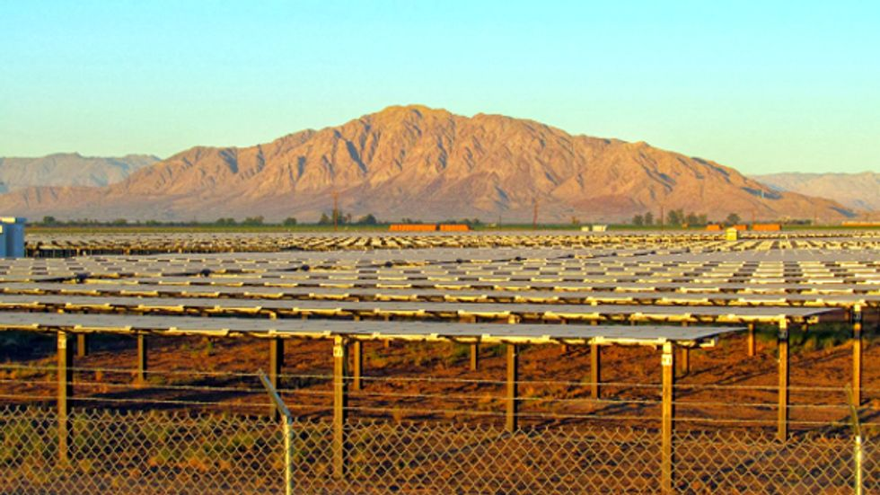 Google Invests $103 Million in Southern California Solar Project