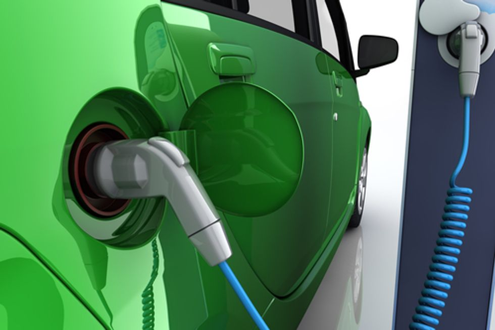 Palo Alto Passes Progressive Residential EV Charging Legislation