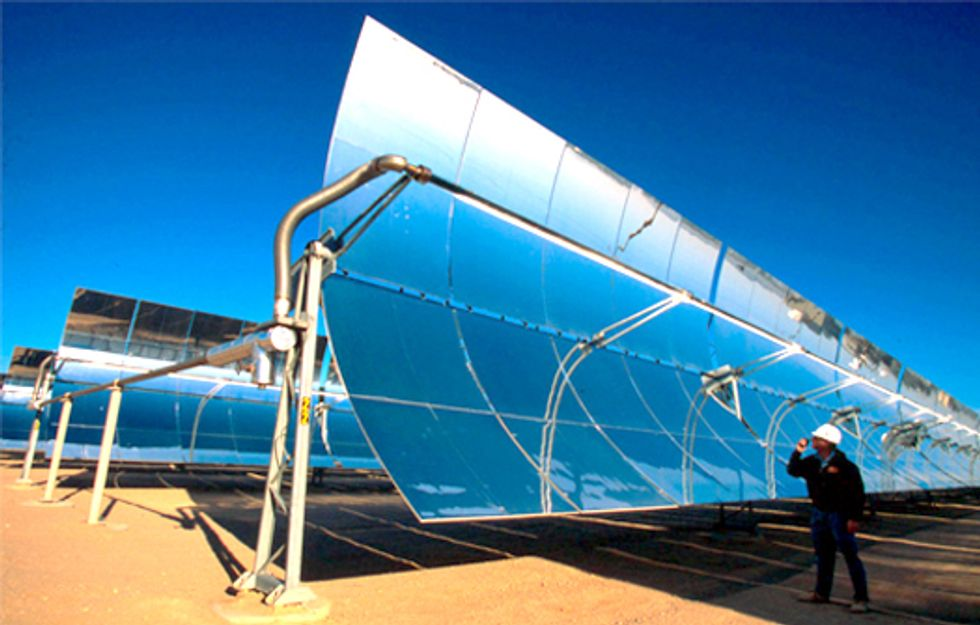 Norway Investments in Renewable Energy 'Could Change the World'