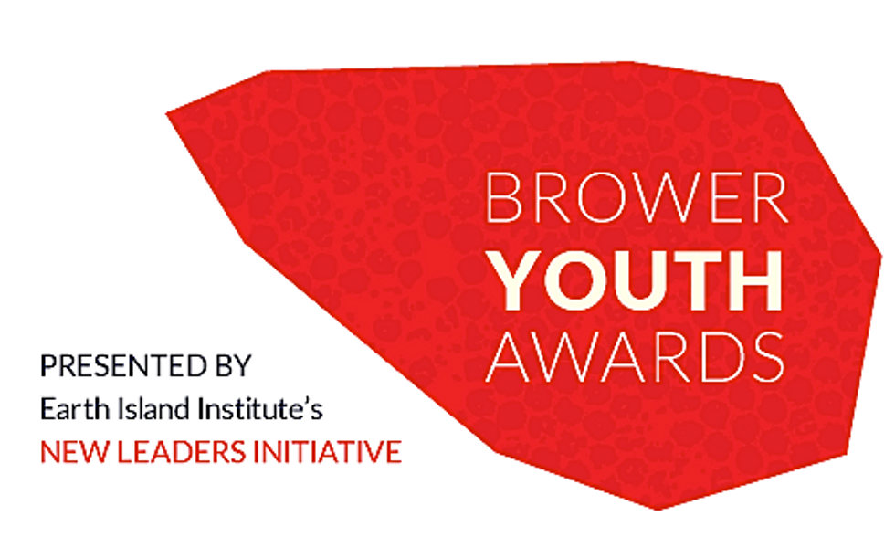 6 Exceptional Environmentalists Presented With Brower Youth Award