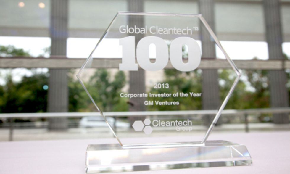 Energy Efficiency Firms Lead 'Global Cleantech 100' List