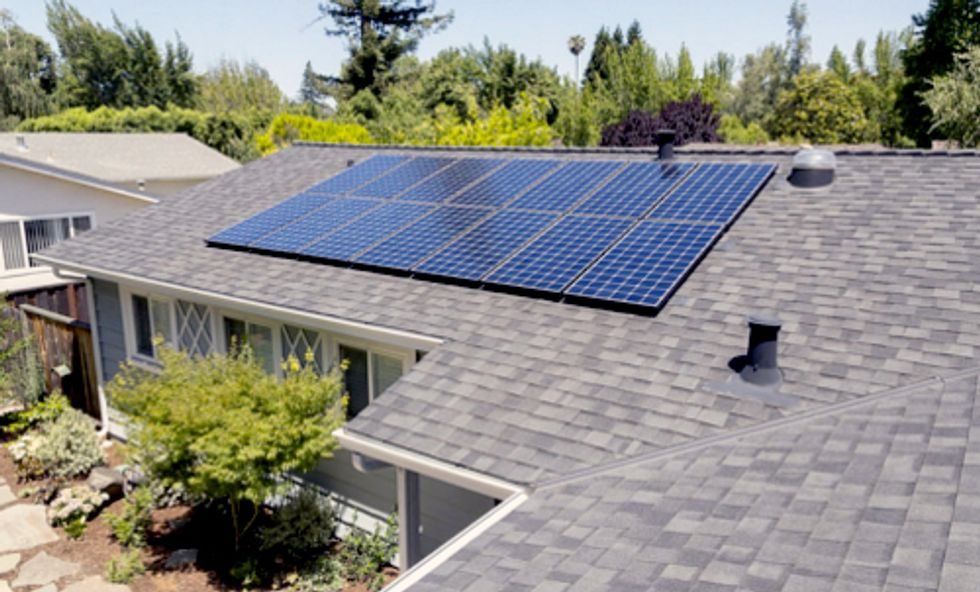 Middle-Class Homeowners Biggest Buyers of Rooftop Solar