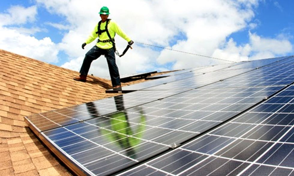 Solar: The Solution to America's Energy and Economic Crisis