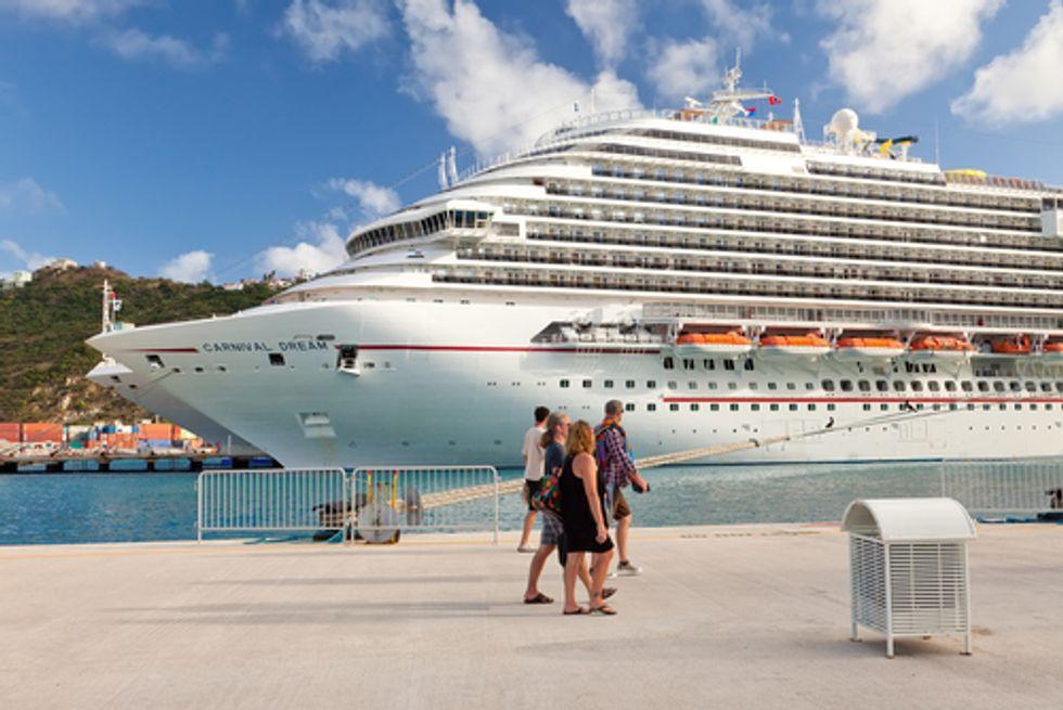 Environmental Report Card Grades Cruise Ships