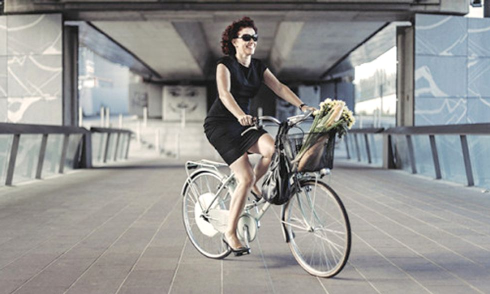 Electrify Your Bike With Smart Wheel