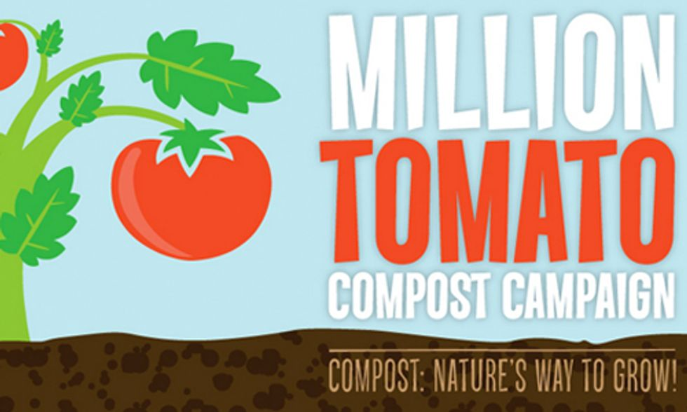 Campaign Highlights Importance of Compost to Improve Soil in Your Garden