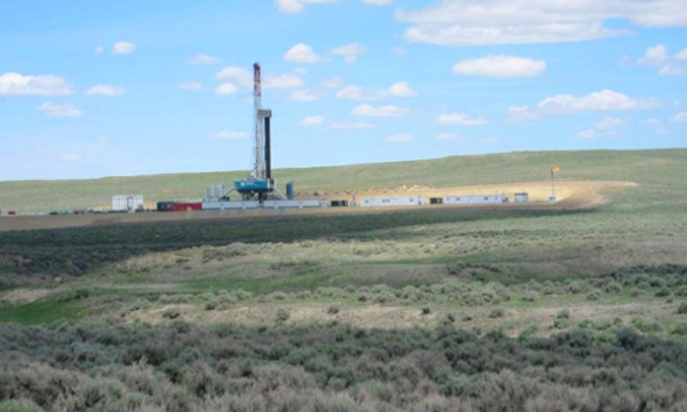 Groups Petition BLM to Protect Fragile Wyoming Habitat From Oil and Gas Drilling