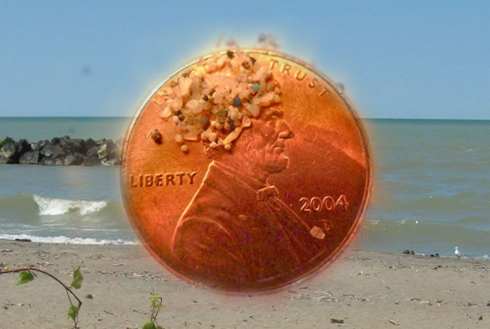 Study Shows Plastic Microbeads in Facial Scrubs Pollute Great Lakes
