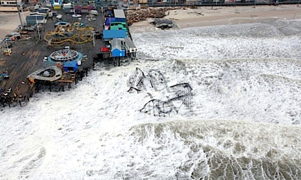 Superstorm Sandy's Unhappy Anniversary