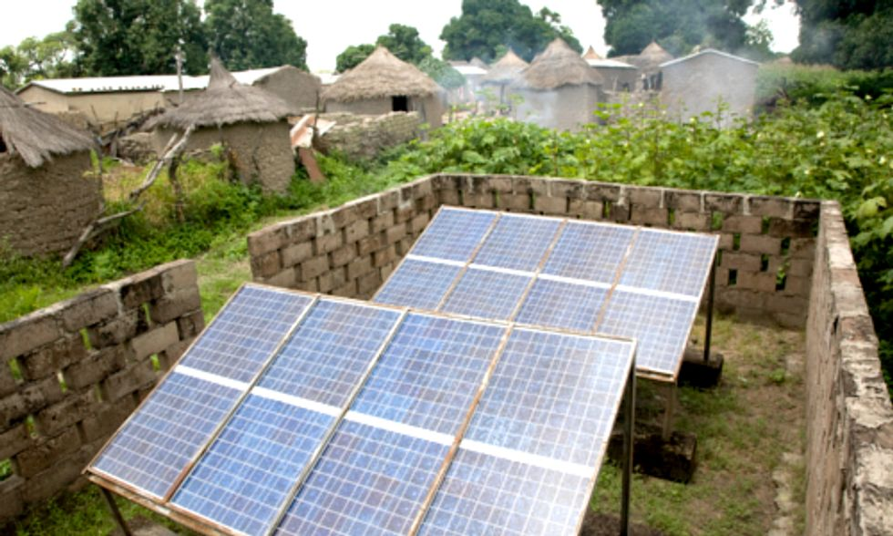 Green Climate Fund Ignites Renewable Energy Projects in Developing Countries
