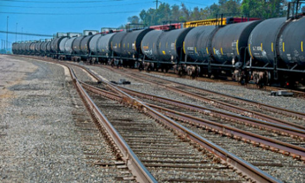 State Department Considers Oil by Rail in Keystone XL Decision